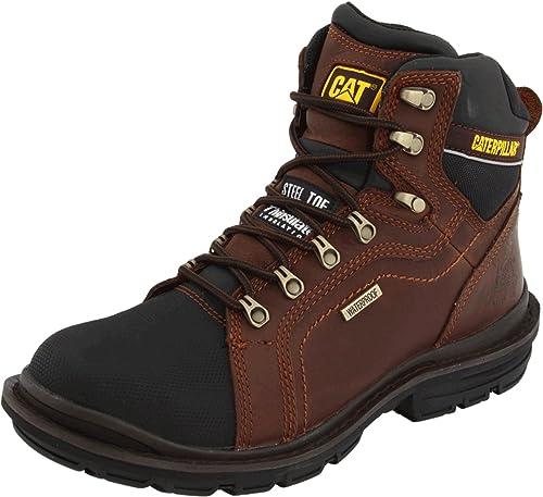 b7573e4ee28 Caterpillar Men's Manifold Tough Waterproof Work Boot