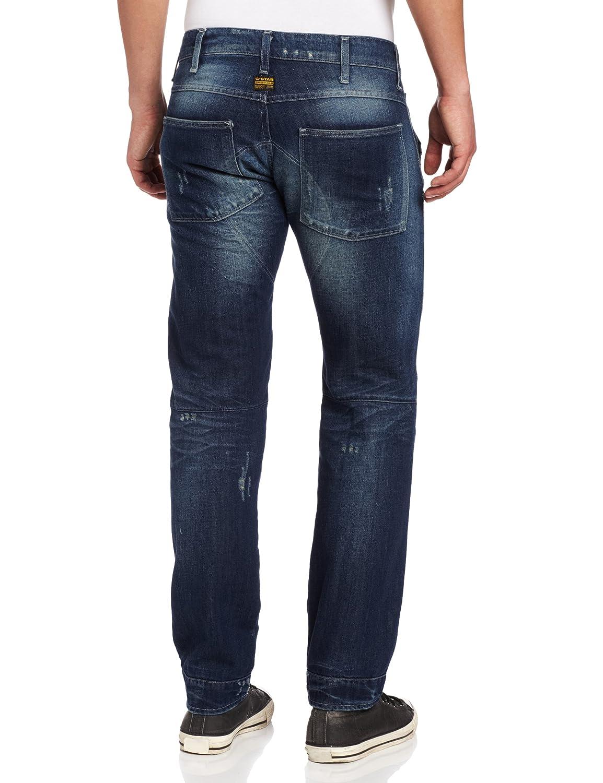410762cbd91 g-star Raw 5620 3D Low Tapered Mens Jeans 50790 (34 Waist 30 Leg ...