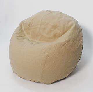 product image for Comfy Bean Beanbag Small Hemp - Natural