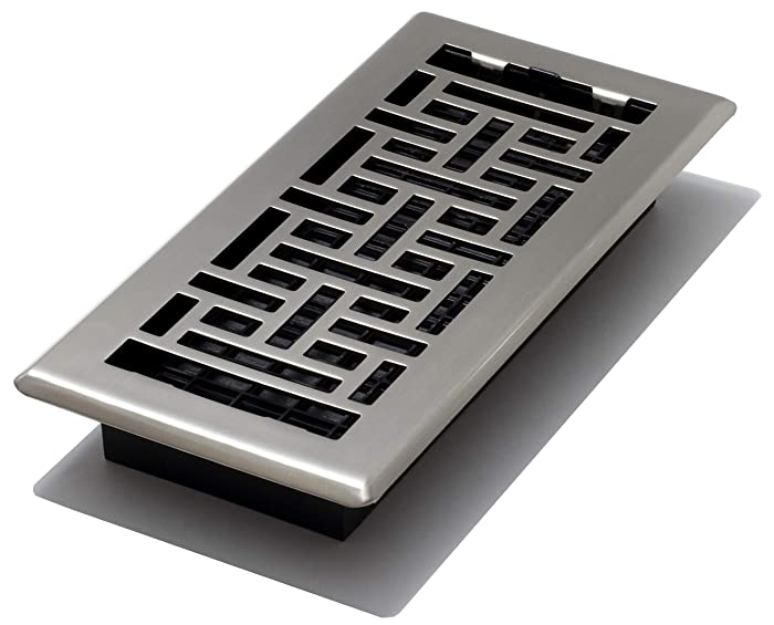 Top 10 Decor Grates Brushed Nickel