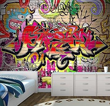 Juegos de graffitis good lo importante de estos diseos es - Graffitis para habitaciones ...