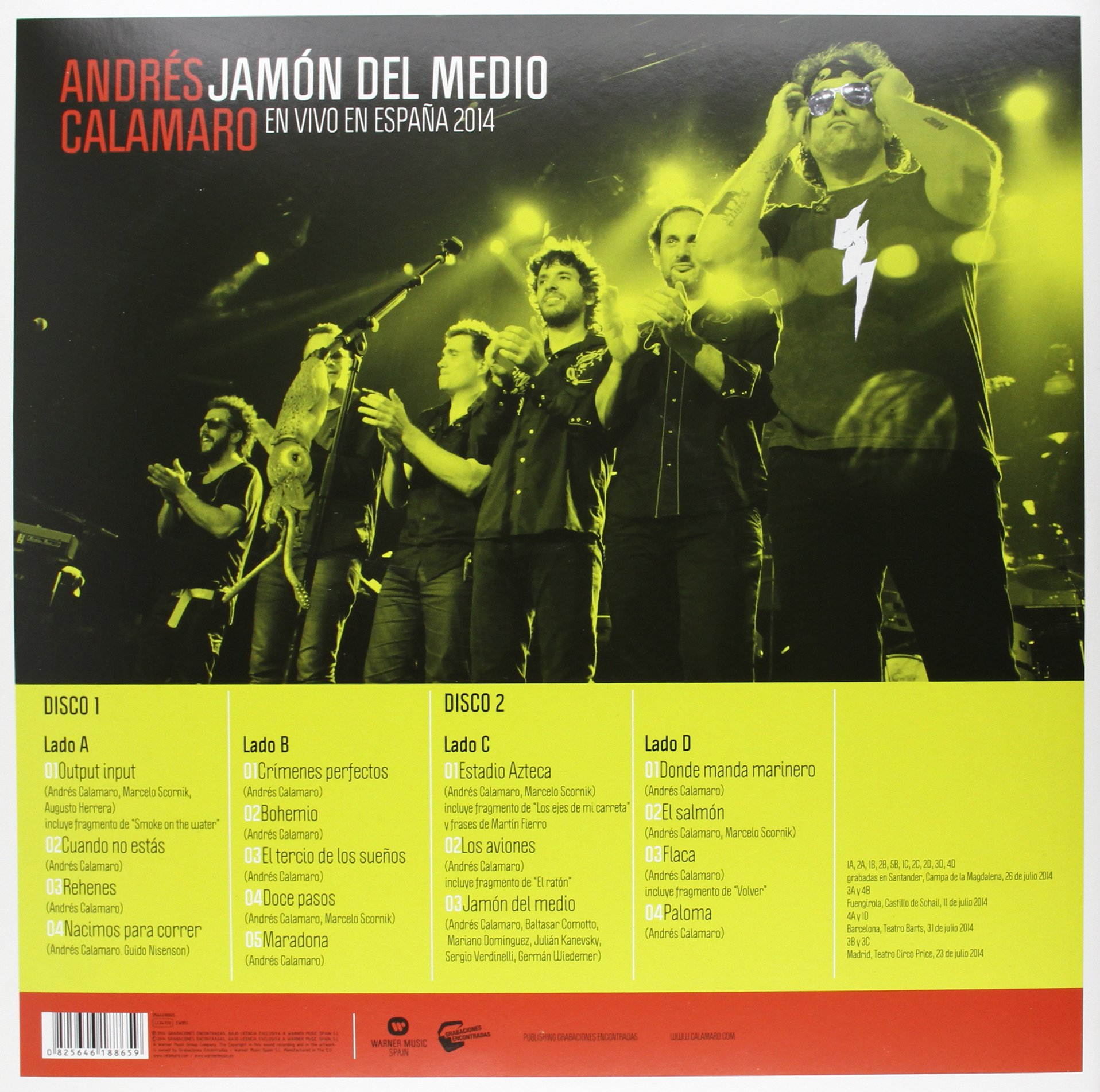 Jamon Del Medio