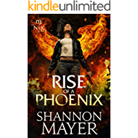 Rise of a Phoenix (The Nix Series Book 3) book cover
