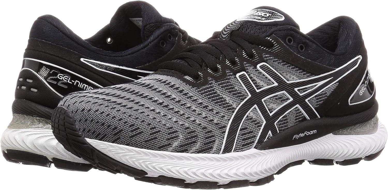ASICS Gel-Nimbus 22 Zapatillas para Correr (4E Width) - SS20-43.5: Amazon.es: Zapatos y complementos