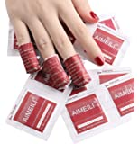 AIMEILI Gel Polish Remover Pads Removal Wraps - Pack Of 200pcs