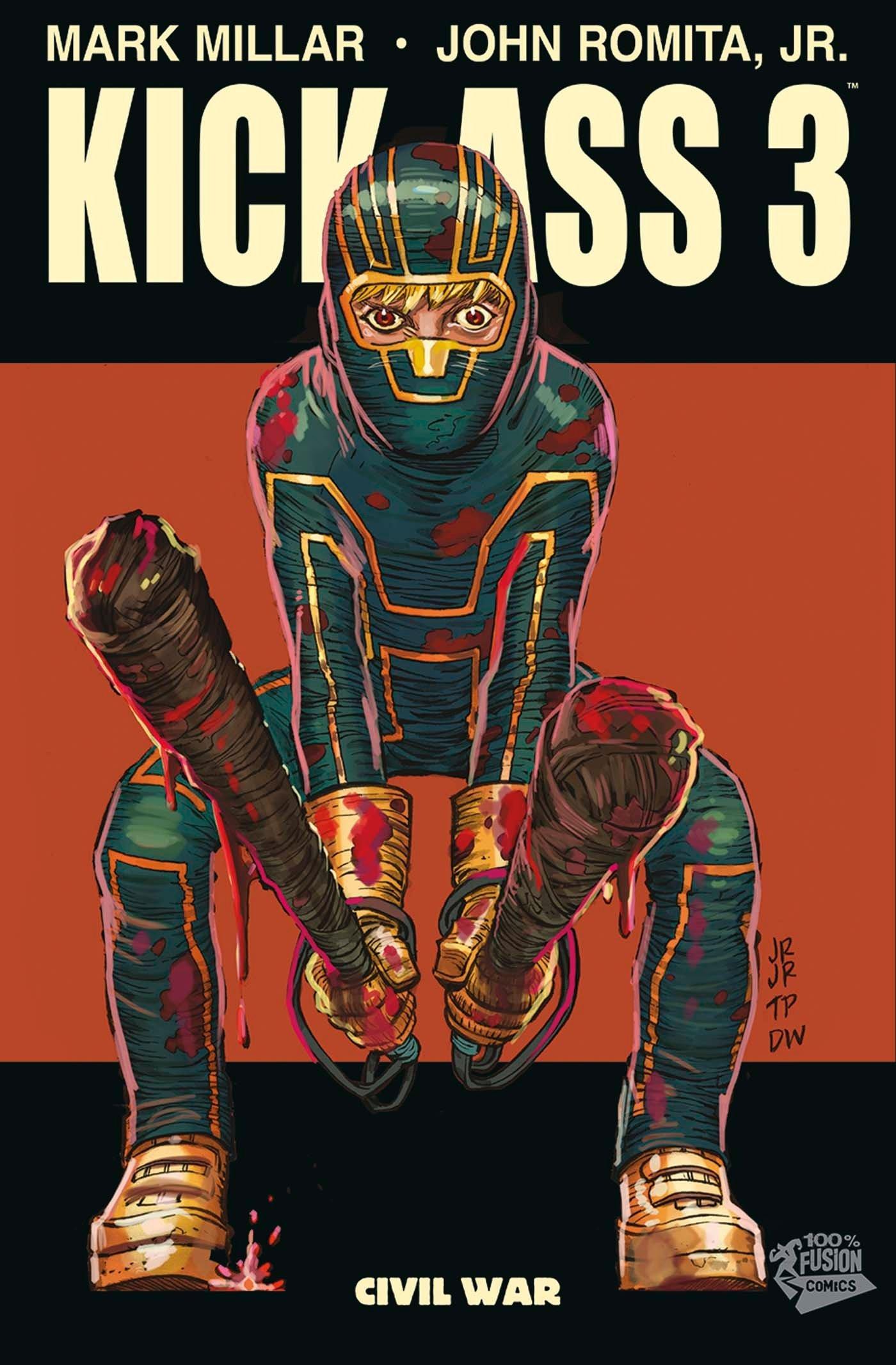 Kick-Ass 3 tome 1 pdf epub