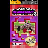 """Diario de un Espía Adolescente de Minecraft 2: """"Una Eructástica Aventura en la Jungla"""": (Un libro no oficial de…"""