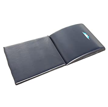 abdominal full support of motion mats black up workouts sit for exercise mat wedge ip pad ab range