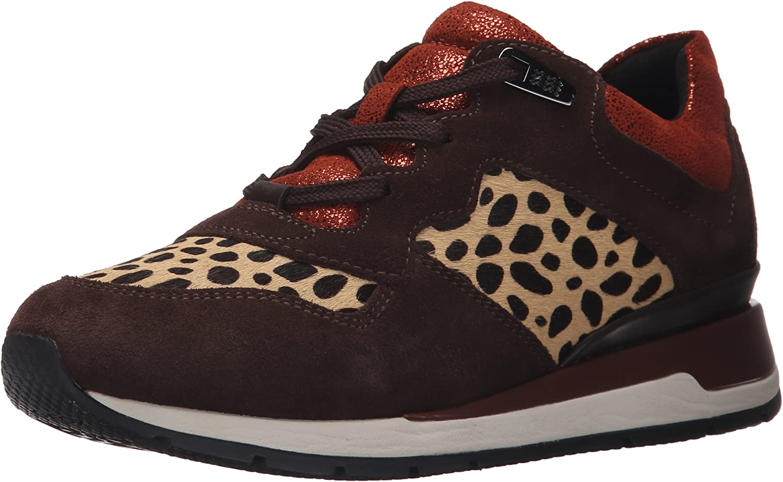 policía Entre temperatura  Amazon.com | Geox Women's Shahira14 Fashion Sneaker | Fashion Sneakers