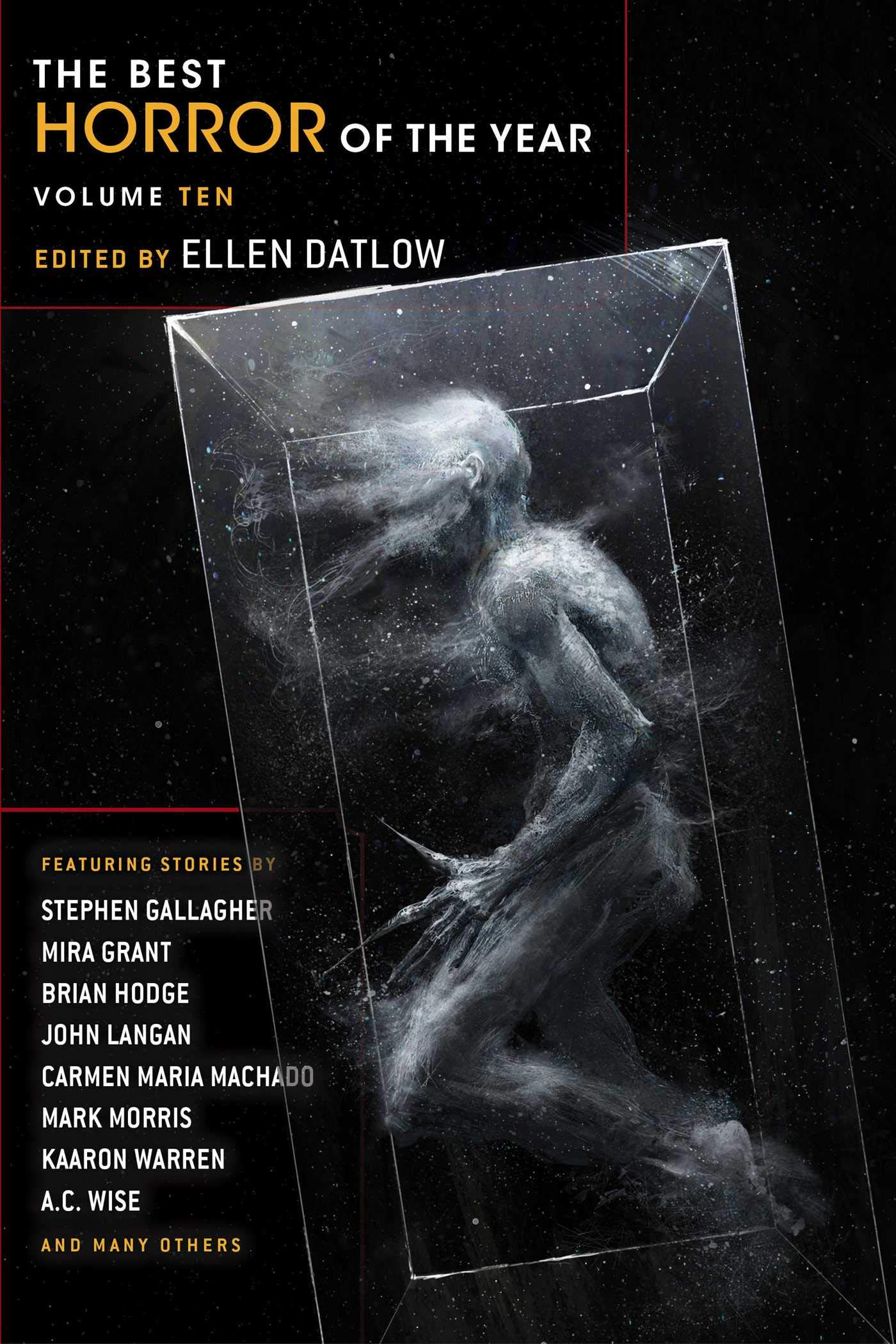 Best Horror of the Year Volume Ten: Amazon.es: Ellen Datlow: Libros en idiomas extranjeros