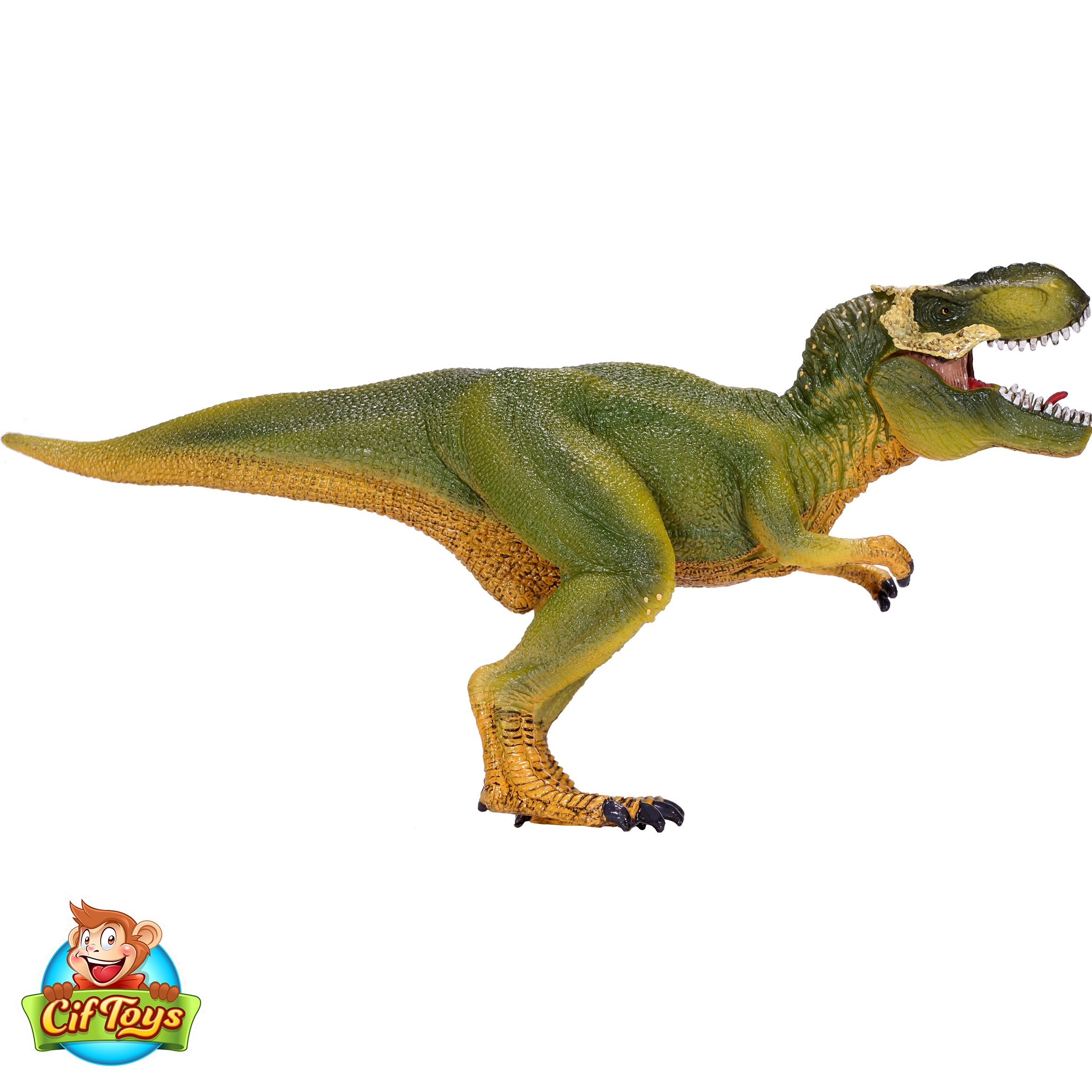 CifToys Realistic Tyrannosaurus Rex T T T-Rex Dinosaur Toys Kids Toy Jurassic   eBay