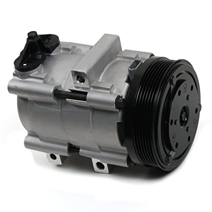 Amazon.com: NEW ACC58145 AC A/C Compressor with 6 Grooves Clutch for FORD MAZDA MERCURY V6 2.5L 3.0L DOHC 1995-07: Automotive