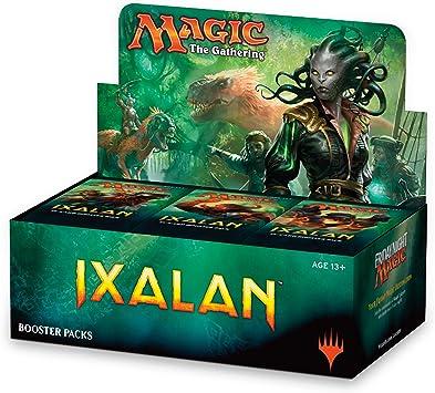 Magic The Gathering MTG-xln-BD-en ixalan Booster Display: Amazon ...