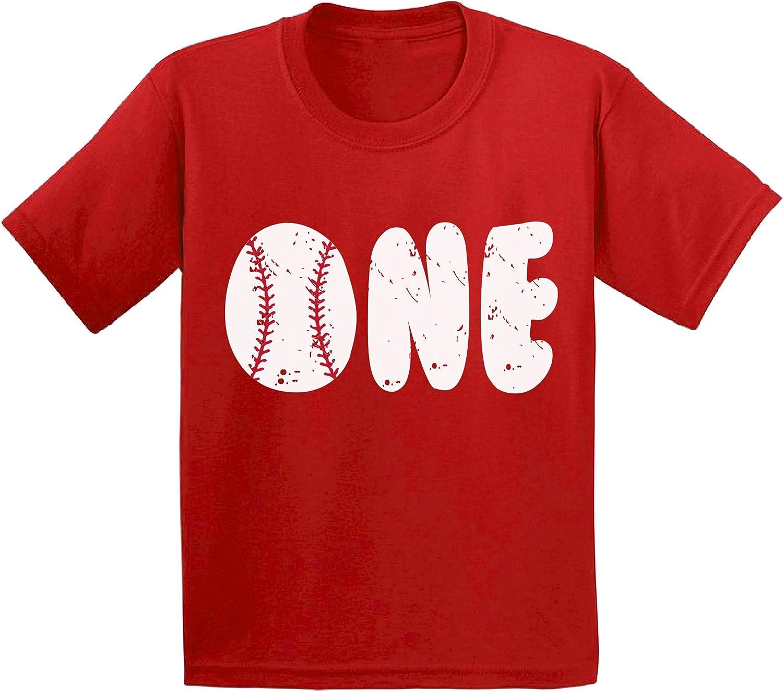 Awkward Styles Baseball Birthday Toddler T Shirts Infant T Shirts First Birthday Party Baby
