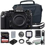 Nikon Df DSLR Camera (Body Only, Black) (1525) USA Model + Camera Bag + SanDisk 64GB Extreme PRO Memory Card + Wireless Remot