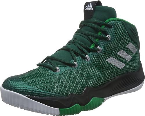 adidas Crazy Hustle Hombres Zapatillas de Deporte/Zapatos de ...