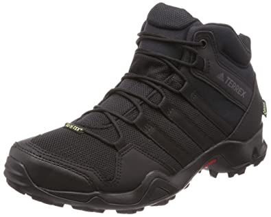 designer fashion 274b1 97c40 adidas Men s Terrex Ax2r Mid GTX High Rise Hiking Boots Black   Amazon.co.uk  Shoes   Bags