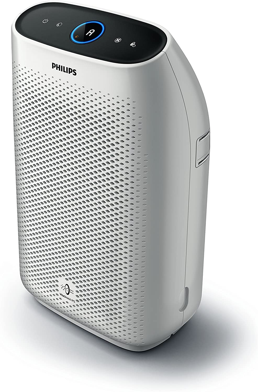 Philips AC1214//10 Purificateur dair 18,85 m/² 32 dB 1,8 m CC Chine Blanc