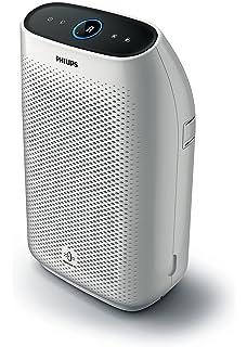 Purifier Toyugo Anion Air Purifier Filtro HEPA (99,97% de potencia de filtro) con filtro de carbón activo con luz LED nocturna para alérgicos y fumadores: Amazon.es: Hogar
