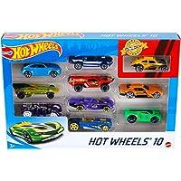Hot Wheels Onlu Araba Seti - Geniş Ürün Yelpazesi, Oyuncak Araba Koleksiyonu, 1:64 Ölçek - 54886