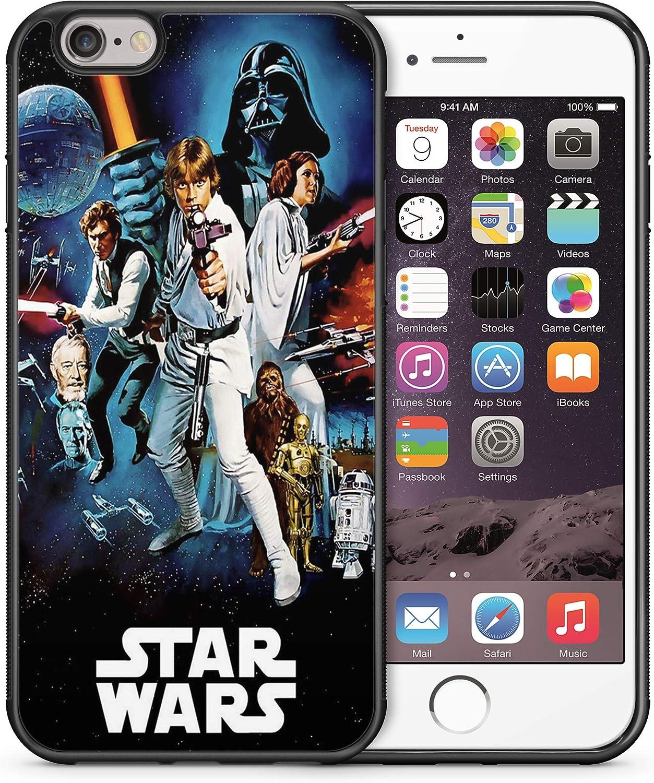 Vintage 1 Star Wars Wallpaper Bumper Phone Case Iphone 6 Plus 6s Plus Amazon Ca Cell Phones Accessories