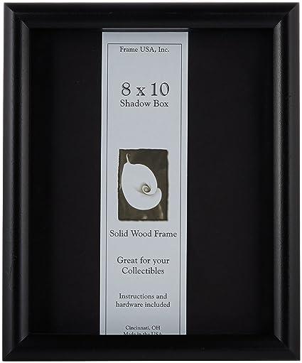Amazon.com - 8x10 Shadow Box Wood Frame 15/16\
