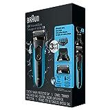 Braun Electric Razor for Men, Series 3 3010Bt