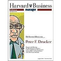 Harvard Business Manager Edition 3/2005: Die besten Ideen von Peter F. Drucker