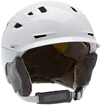 Burton Helix 2.0 Casco de protección blanco talla S