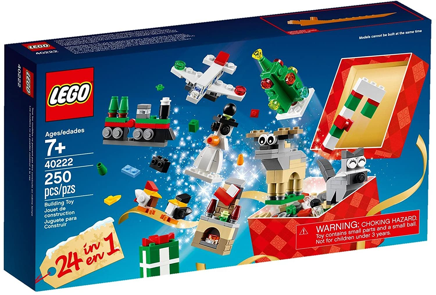 LEGO Christmas Build Up 40222
