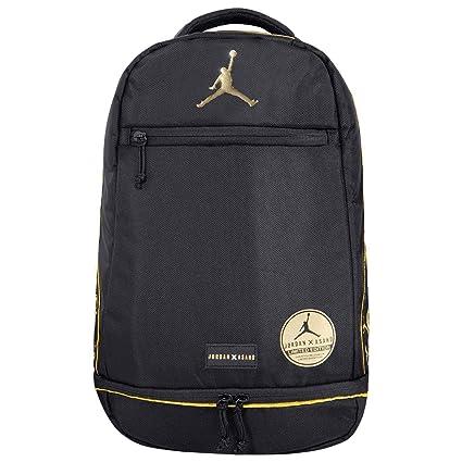 60138a33c01 Amazon.com  Jordan Nike DJ Khalid X ASAHD Black Gold Jumpman ...