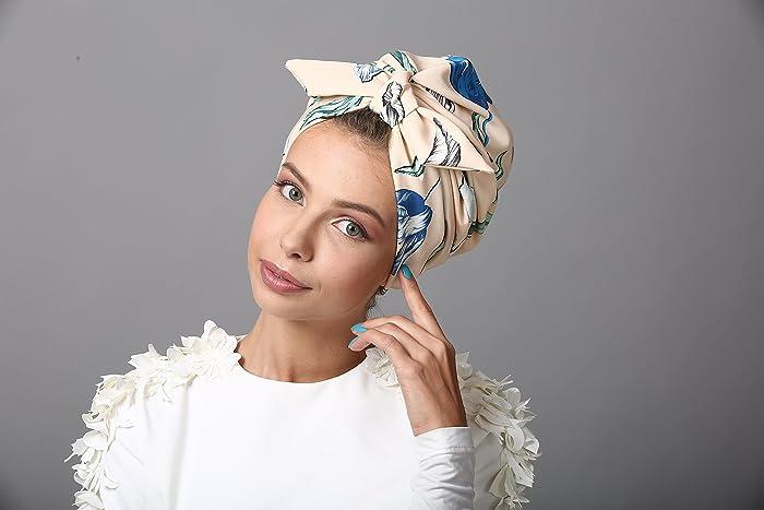 Amazon.com  knotted turban 81ba139b889