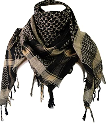 Various Colors Tapp Collections Premium Shemagh Head Neck Scarf