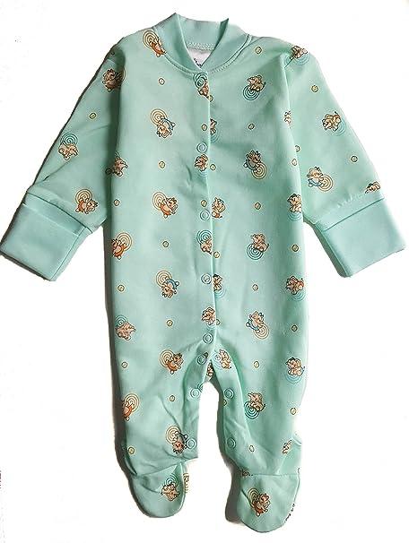 VILAURITA - Pelele - para bebé niña Verde Verde Menta Recién Nacido: Amazon.es: Ropa y accesorios