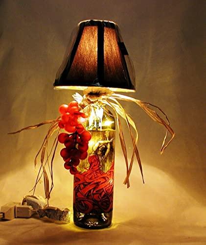 Amazon italian tuscan style table lamp crafted from a italian tuscan style table lamp crafted from a recycled intrinsic cabernet shipping is aloadofball Images