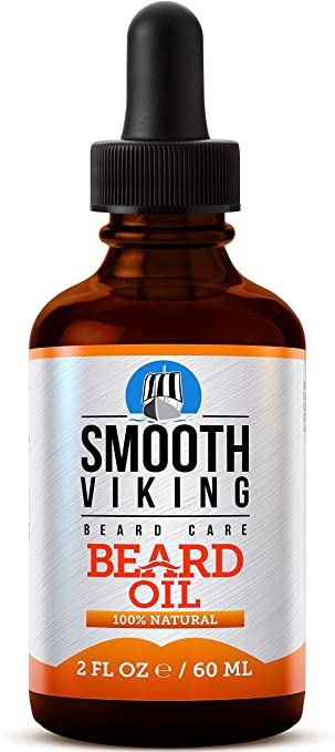 Best Beard Oil - Smooth Viking Beard Oil Review