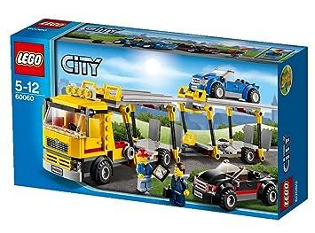 Le Voitures City Camion Transport Lego 60060 Des De dBxoEQWrCe
