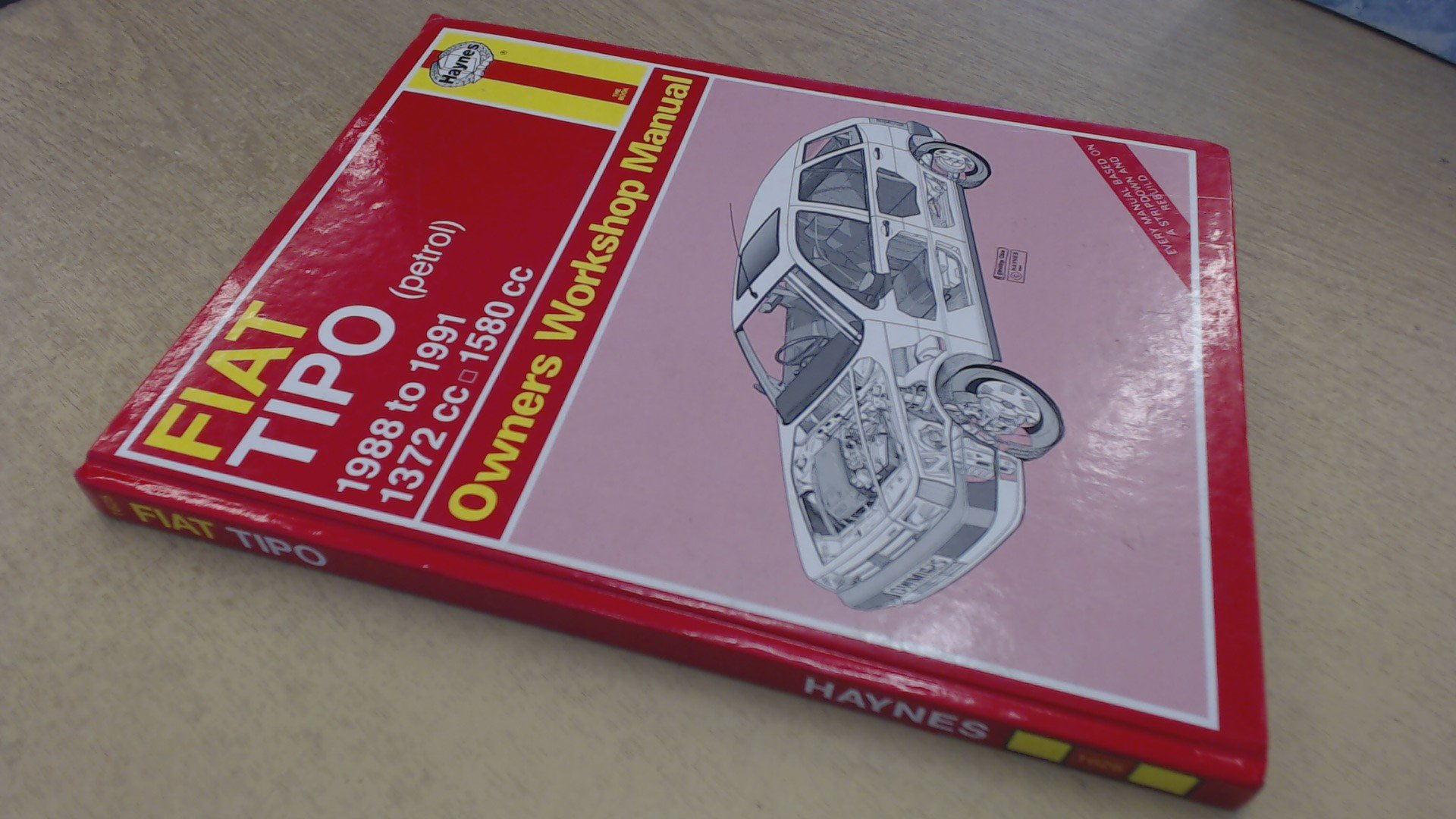 Fiat Tipo Owners Workshop Manual 1988 to 1991(Haynes Owners Workshop Manuals):  Amazon.co.uk: Steve Rendle: 9781850106258: Books