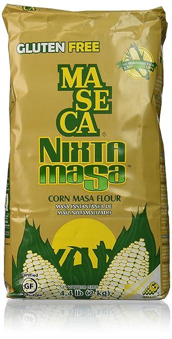 Azteca Milling Company Maseca Corn Flour, 4.4 lb