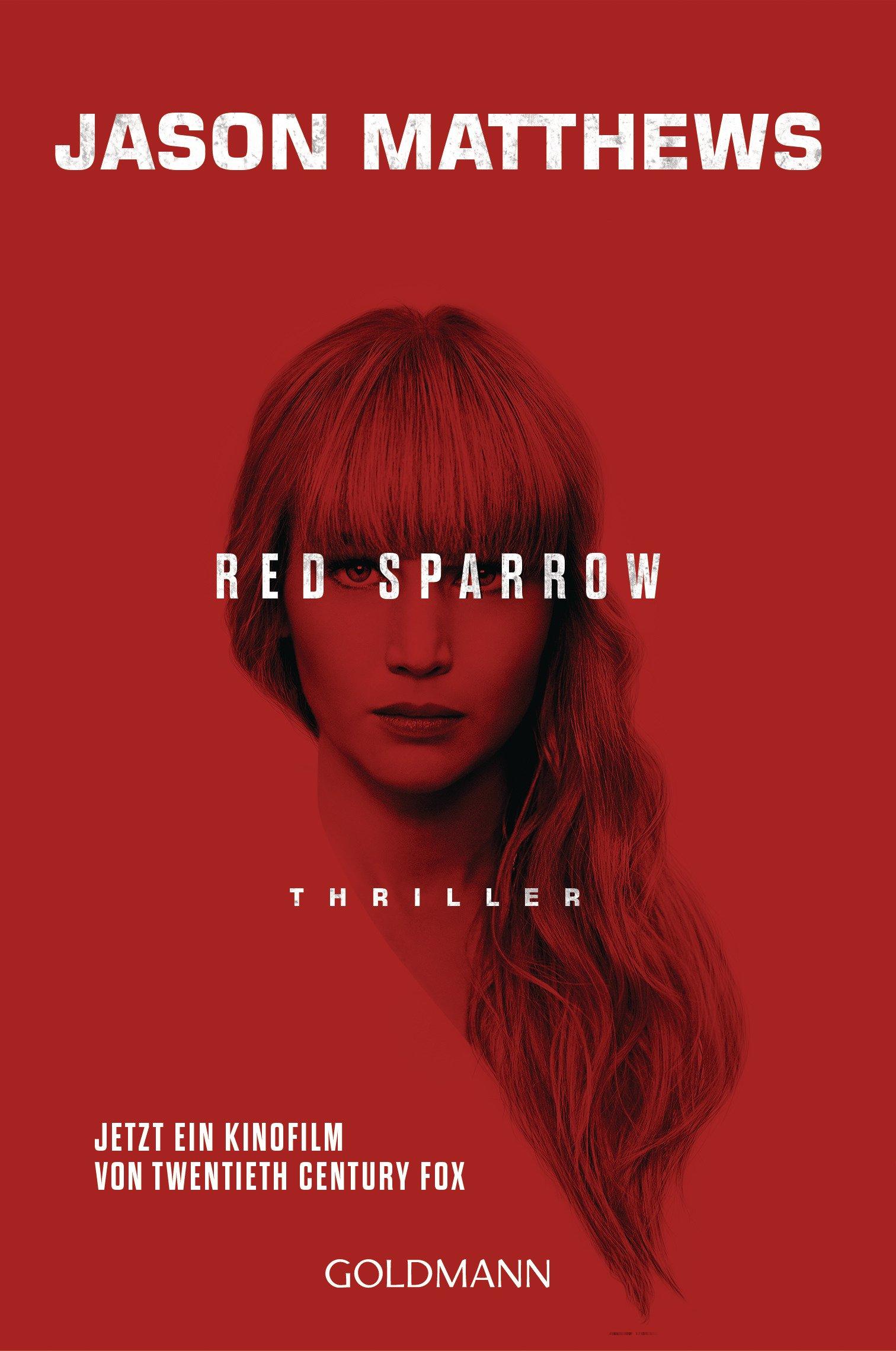 Red Sparrow: Thriller: Amazon.de: Matthews, Jason, Benthack, Michael: Bücher