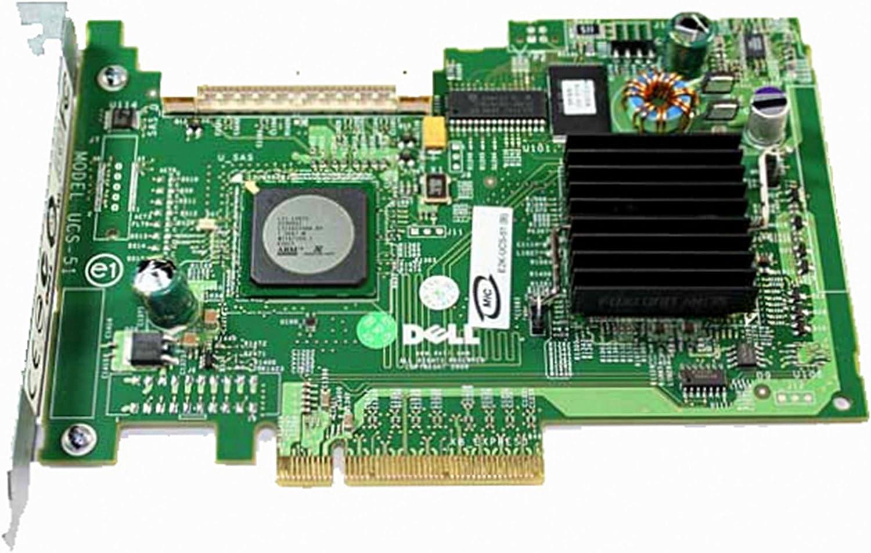 Dell 2 Port SAS Raid Card E2K-UCP-50 A Free Ship!