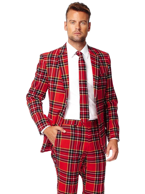 Opposuits Herren Rudolph Weihnachtsanzüge, 48, The Lumberjack B013E9EV3U Kostüme für Erwachsene Vorzugspreis  | Vielfältiges neues Design