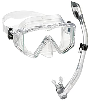 Cressi Panoramic View Snorkel Mask