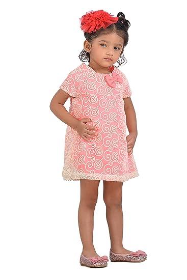 2f8e28f5e KidsDew Kids Frock Baby Girls Frock Dress  Amazon.in  Clothing ...