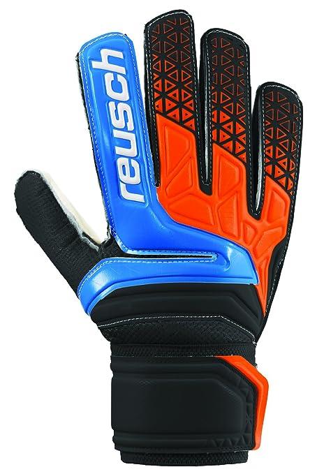 e35b91ae6 Amazon.com : Reusch Soccer Prisma SD Goalkeeper Gloves : Sports ...
