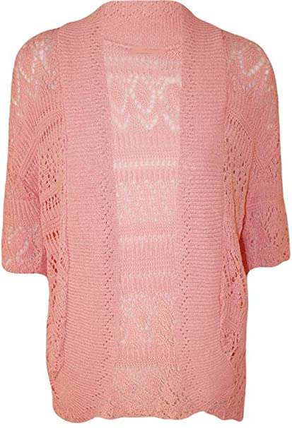 Amazon.com: FashionMark - Chaqueta de punto para mujer ...