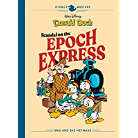Disney Masters Vol. 10: Donald Duck: Scandal on the Epoch Express (English Edition)