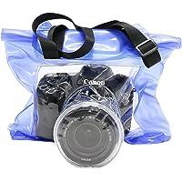 ACUTAS Universal Waterproof Underwater Housing Case Pouch Bag for Canon Nikon Sony Pentax Brand Digital SLR Cameras (1 Pcs)