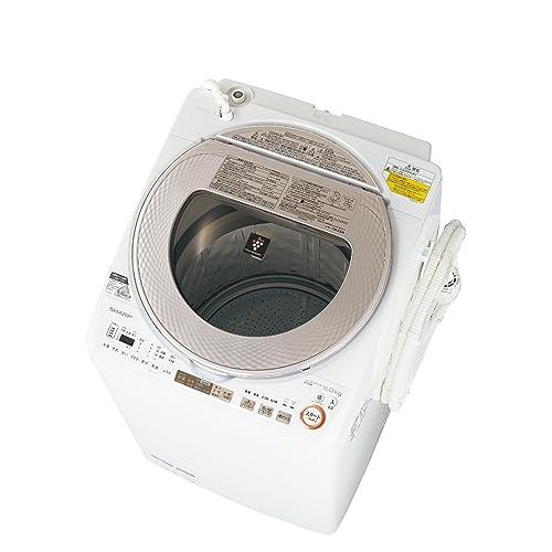 SHARP タテ型洗濯乾燥機 ES-TX9A-N