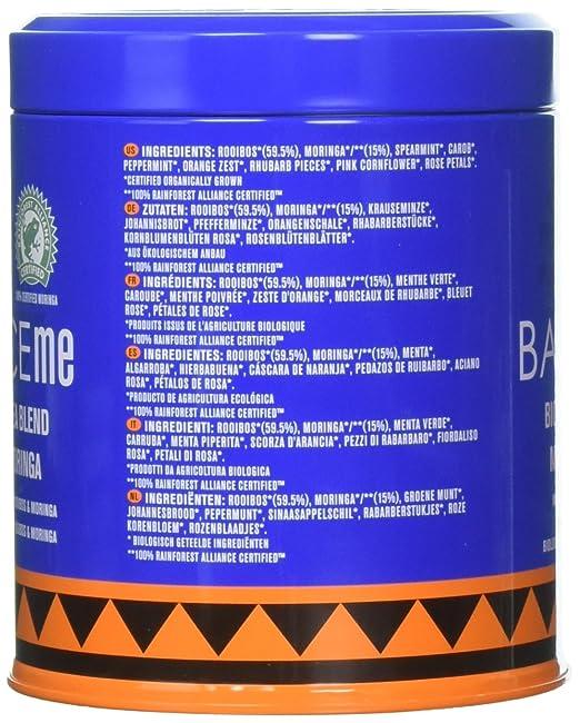 Amazon.com: ME Moringa Change Me Organic Herb Loose Leaf Tea with Moringa & Mate, USDA Organic Certified, Non-GMO Verified, 200 Gram: Health & Personal Care